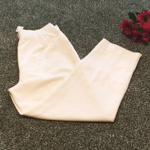 Winter White High Waisted Dress Pants (16)